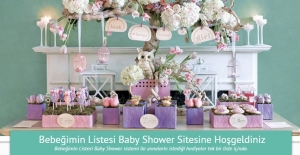 BABY SHOWER PARTİSİ