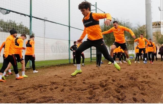 Galatasaray da Roberto Çalışmaları  Fark Yaratıyor
