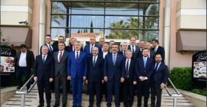 Zeydan Karalar Vali  Mahmut Demirtaş'la Bir Arada