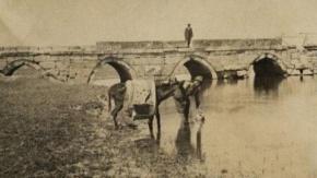 Bolvadin Tarihi Kırkgöz Köprüsü Antik Yol ve Taş Köprü Uygulama projesinin ihalesi gerçekleşti