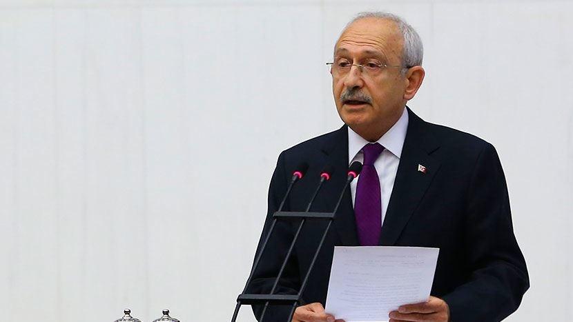 Kılıçdaroğlu: AYM Başkanı Şaibeyi Açık ve Net Ortaya Koymuştur