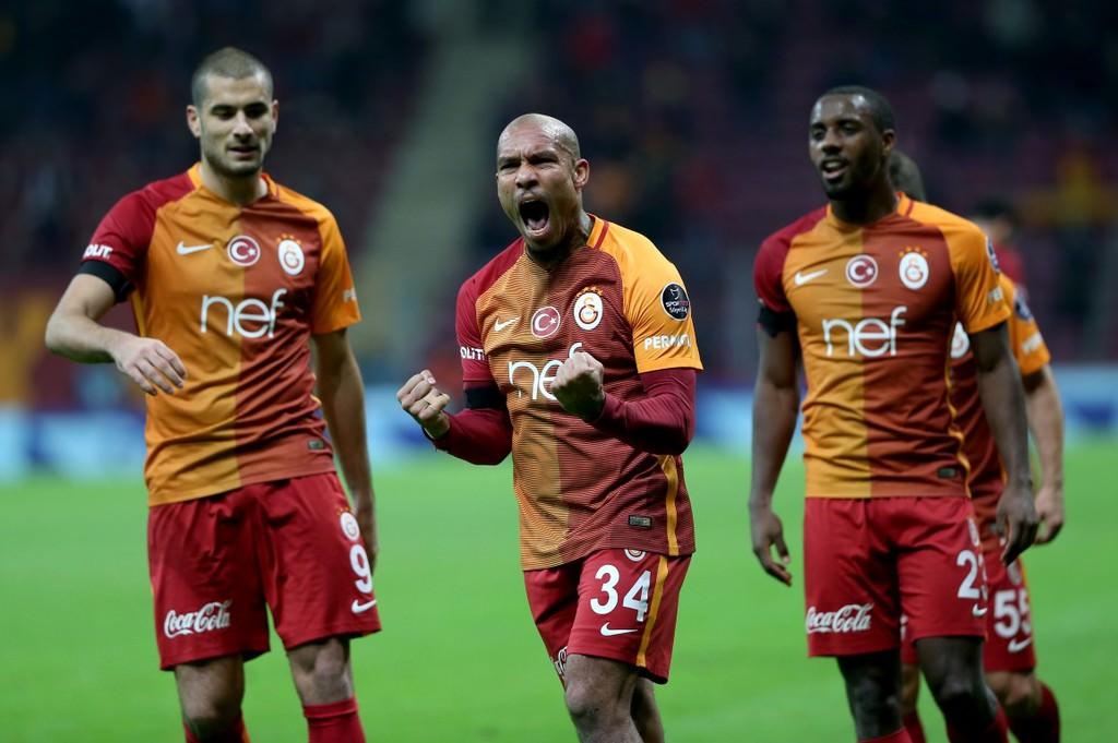 Galatasaray Alanyaspor Maçını Kazandı