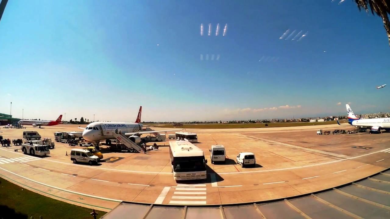 Adana Havalimanı Genişletilmeli