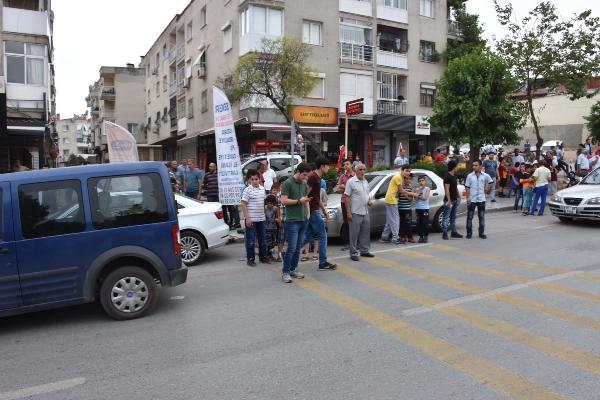 İzmir'de Korkunç Kaza