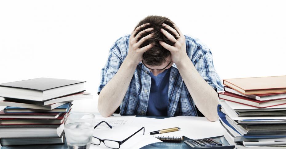 Stres Derecesini Azaltmak Elinizde
