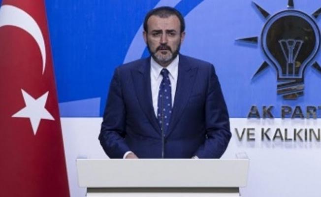 Ak Partili Mahir Ünal'dan CHP'ye Sert Çıkış