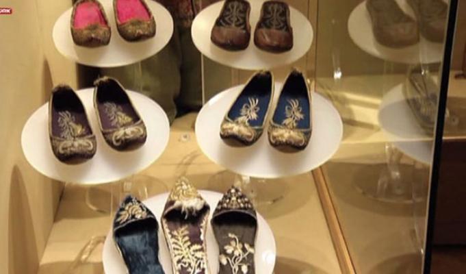Osmanlı'da Ayakkabı Trendi