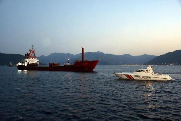 Yunanların Saldırdığı O Gemi Arandı