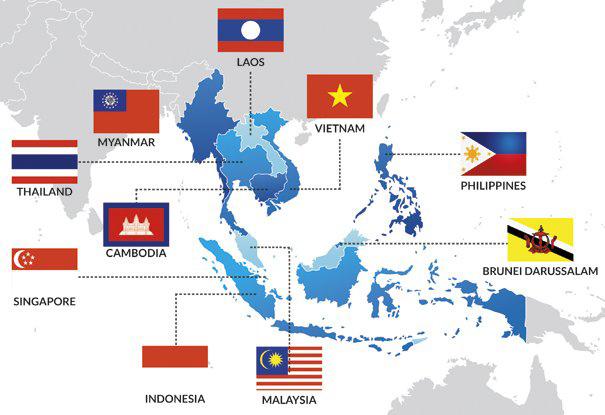 Çavuşoğlu' ndan ASEAN'la Siyasal ve Kurumsal Ortaklık Açıklaması