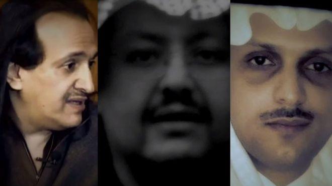 Kayıp Suudi Prensler Kaçırılmış
