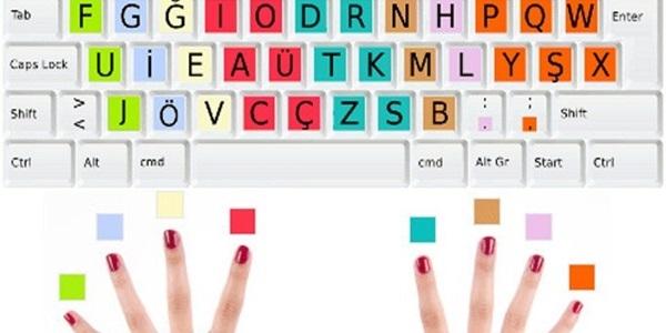 F klavye İçin Ücretsiz Site Açıldı
