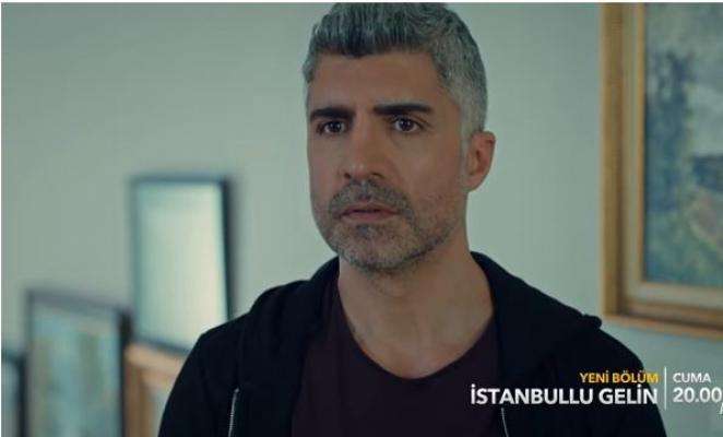 İstanbullu Gelin 18. Bölüm 3. Fragmanı Süreyya Bursa'ya Dönüyor