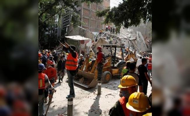 Meksika'da Felaket: En Az 224 Ölü