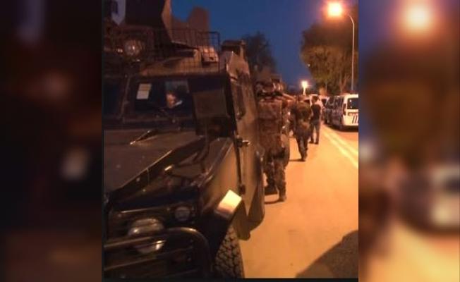 Adana'da PKK/KCK Hücrelerine Operasyon