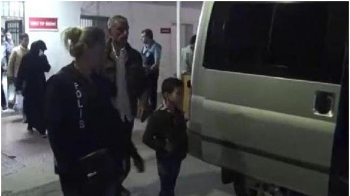 Çocuklarını Dilendirmek İçin Kiraya Veren Suriyeliler Yakalandı