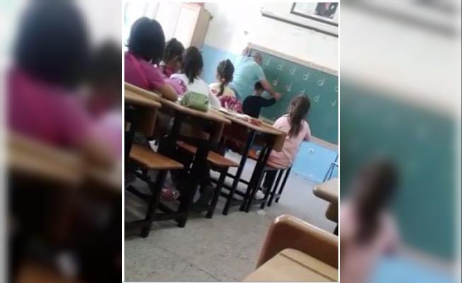Dayakçı Öğretmene Tepki Bitmiyor