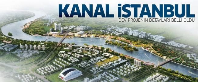 Erdoğan Kanal İstanbul İçin Tarih Verdi! Kanal İstanbul Nerede Yapılıyor