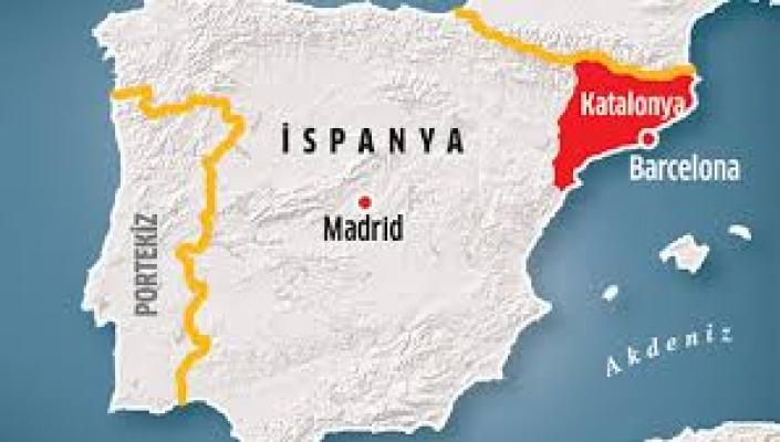 Katalonya'daki Referandum Başladı