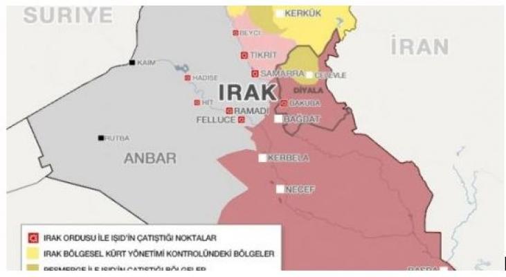 ABD Suriye ve Irak'ı 2'ye Bölecek