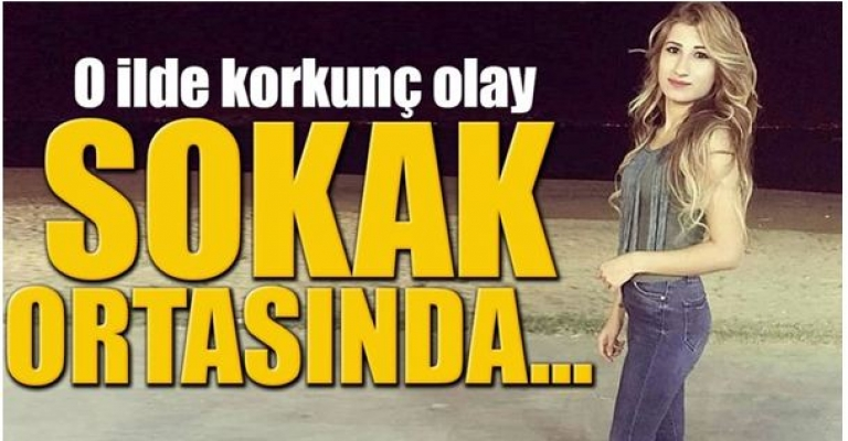 Adana'da Cinayet!