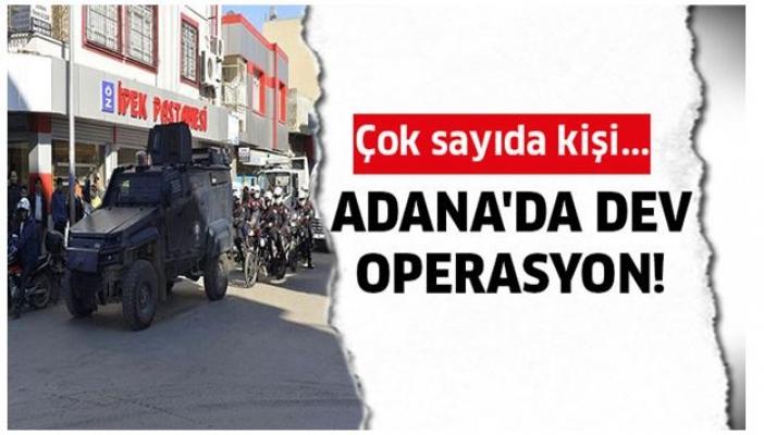 Adana'da Kaçakçılık Operasyonları Devam Etti