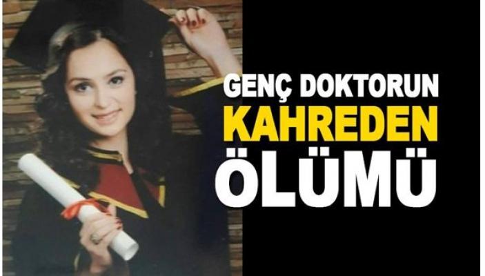 Adana'da Nöbet Tutan Doktor İntihar Etti