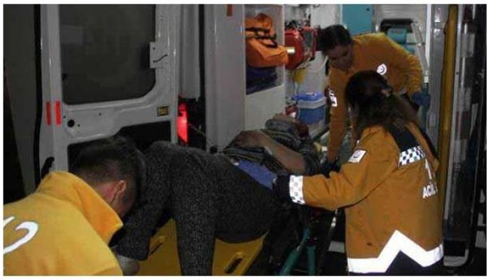 Adana'nın Göbeğinde Korkunç Olay