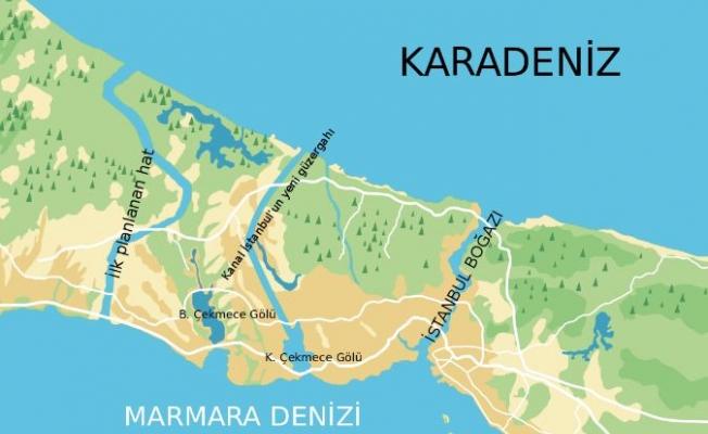 Çılgın Proje Kanal İstanbul Arsaları Uçurdu