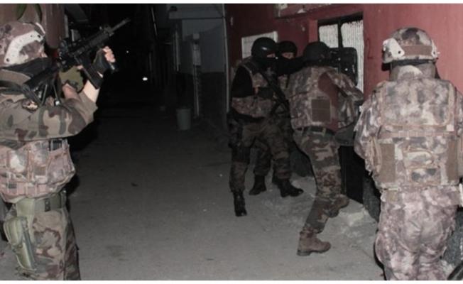 Adana'da Şafak Operasyonları