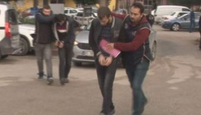 Knalı Eylem Hazırlığı Yapan PKK'lılar Adana'da Yakalandı