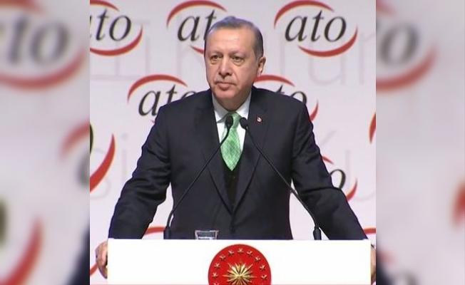 Recep Tayyip Erdoğan'dan Kanal İstanbul açıklaması