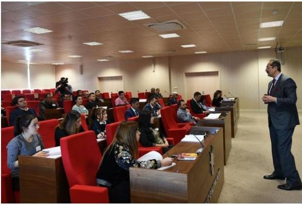 Sarıçam Belediyesi Kalite Yönetim Belgesi Almaya Hak Kazandı