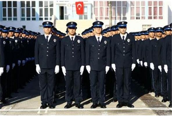 Adana'da 330 Yeni Mezun Polis Yemin Etti