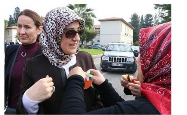 Adana'da Kadınlar Turuncuyla Kalkınacak