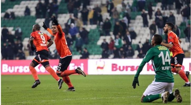 Adanaspor'un Kupaya Vedası
