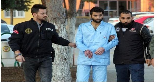 Suriye Bombacıları Adana'da Yakalandı