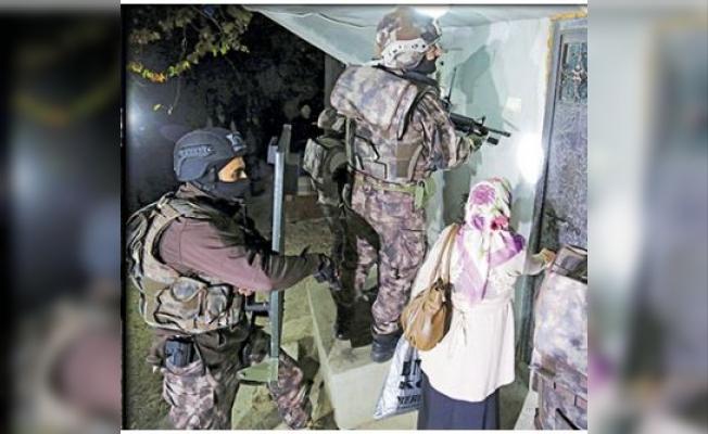 Yılbaşında Eylem Yapacaklardı, Yakalandılar