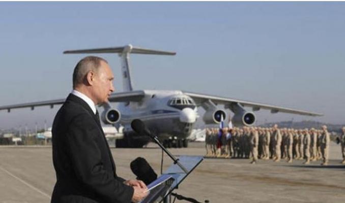 """Putin'den Açıklama: """"Saldırının Ardında Türkiye Yok"""""""