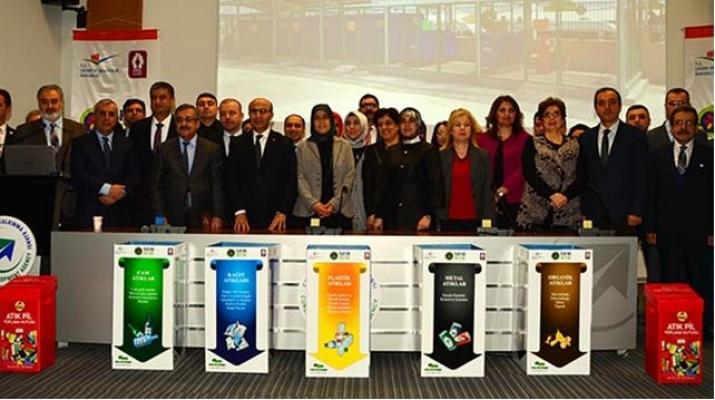 Adana'da Sıfır Atık Projesi