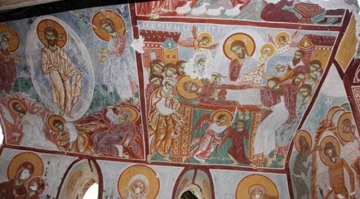 Sümela Manastırı'nda Çile Odaları Keşfedildi