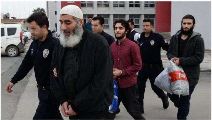 Kafa Kesen IŞİD Canisi Adana'da Yakalandı