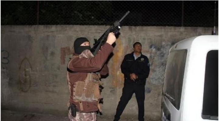 Adana'da 1 Mayıs Operasyonları
