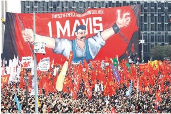 İstanbul'da 1 Mayıs Kutlamaları Maltepe'de Yapılacak