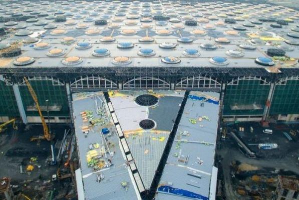 İstanbulun 3. Havalimanı Projesi