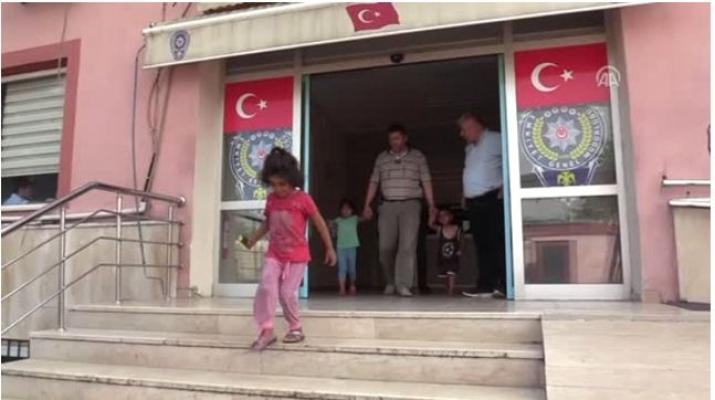 Adana'da Kaybolan 3 Kardeş Sağ Salim Bulundu