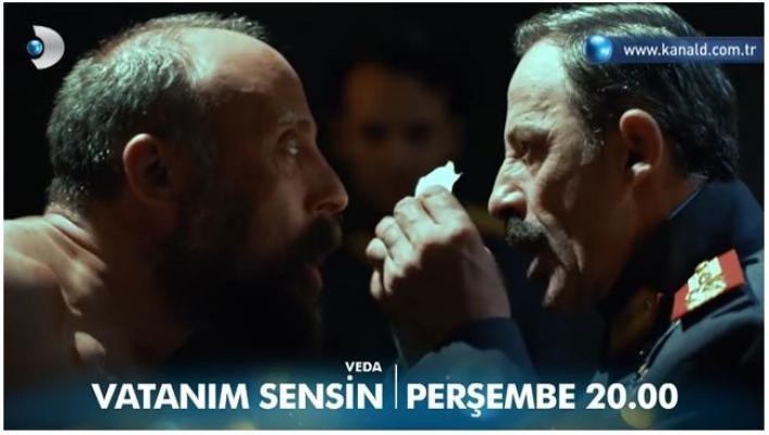 Vatanım Sensin Veda Finalde Atatürk Olacak Mı?