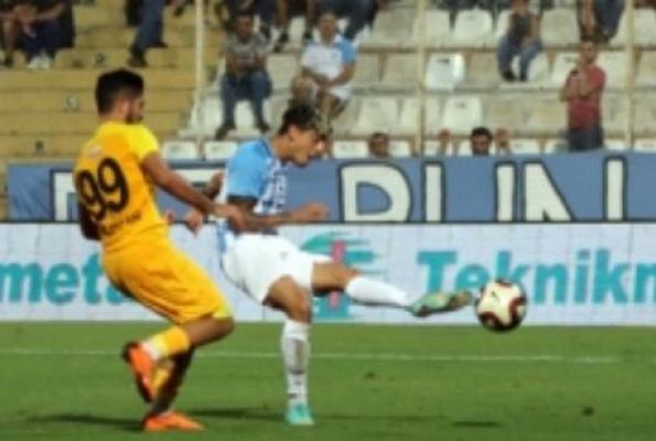Adana Demirspor Lige Damgasını Vuruyor