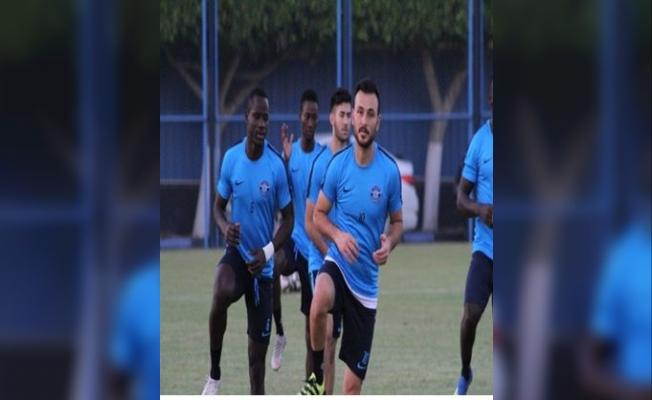 Adana Demisporda Osmanlıspor Maçı Hazırlıkları
