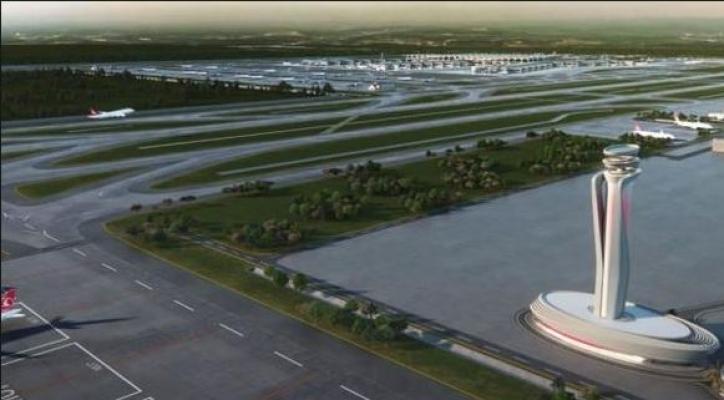 İstanbul ( İST ) Havalimanı (3.havalimanı) Teknik Özellikleri