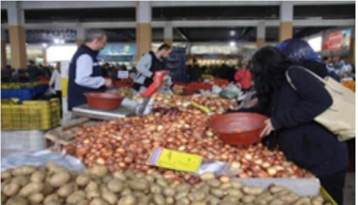 Soğan Fiyatları İkiye Katlandı! Peki Soğanın Kilosu Kaç  TL